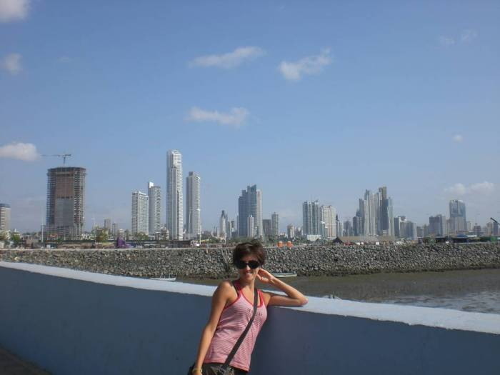 Things to do in Panama City: take in the amazing skyline