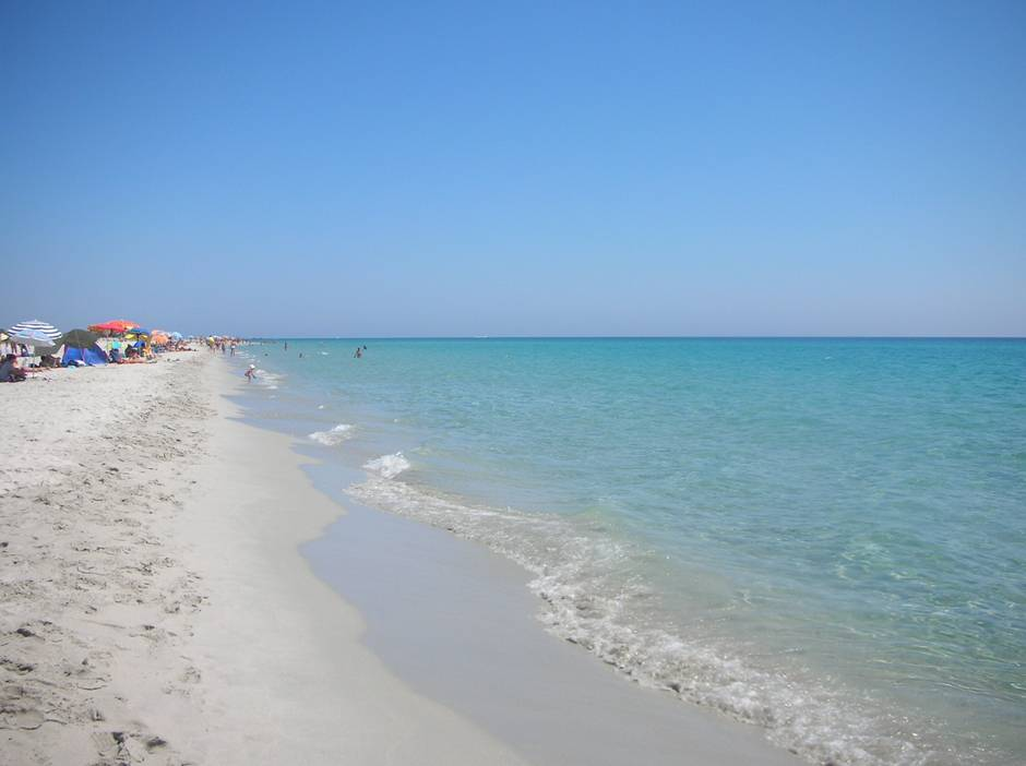 Berchida is one of the best beaches in Sardinia