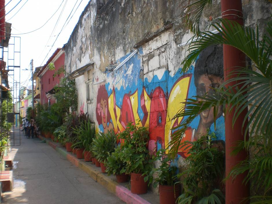 Cartagena is one of the main tourist attractions in Colombia