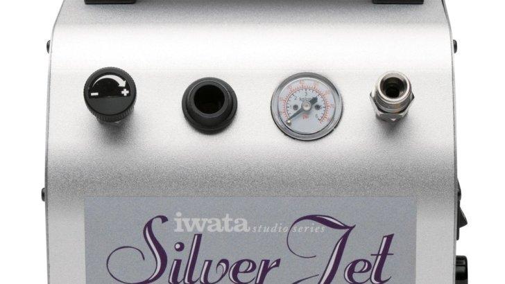 Review: Discover the Iwata-Medea Studio Series Silver Jet Single Piston Air Compressor