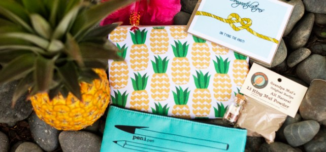 subscription boxes, my aloha post
