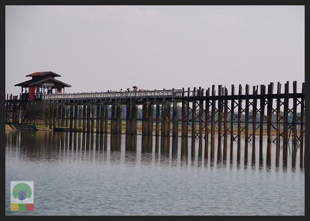 U Bein Teak Bridge - Amarapura - Mandalay - Myanmar (Burma)6