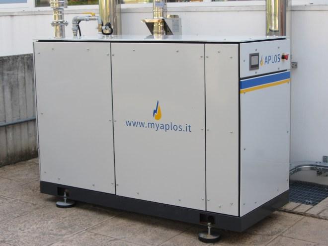APLOS microcogeneratore italiano