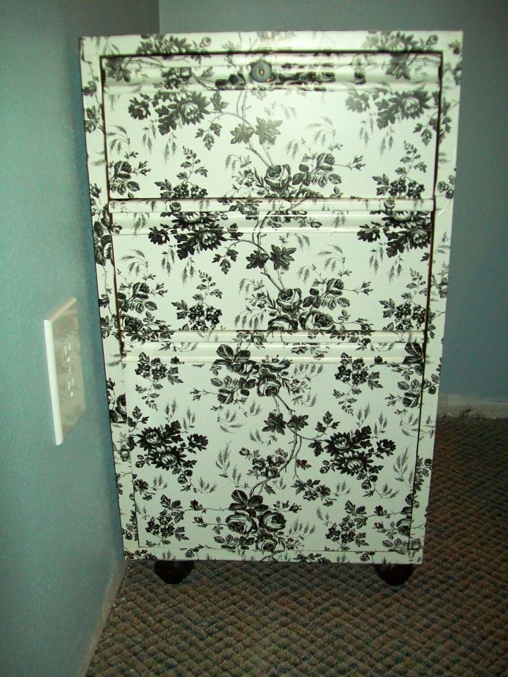 17 creative ideas of contact paper makeover for furniture - Paper furniture ...