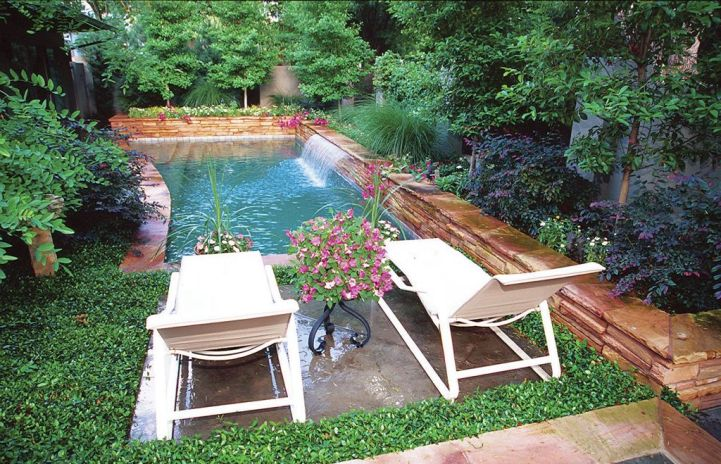 Narrow Backyard Pool : 10 SpaceSaving Tiny Swimming Pool Designs
