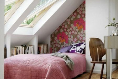 cool ideas for bedroom with skylight ?x34469