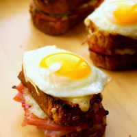 (The Best) Croque Madame