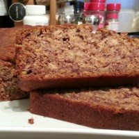 Coconut Oil Banana Bread