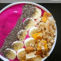 Pitaya Breakfast Bowls