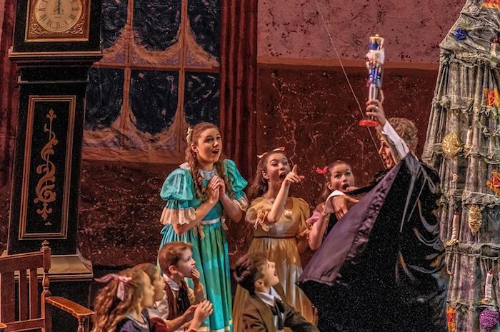 Local Children to Dance in Russian Nutcracker Performance