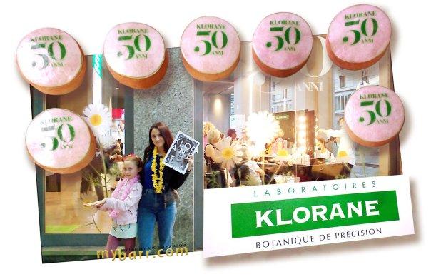 Klorane Beauty Break Bou-Tek mybarr schiarire capelli