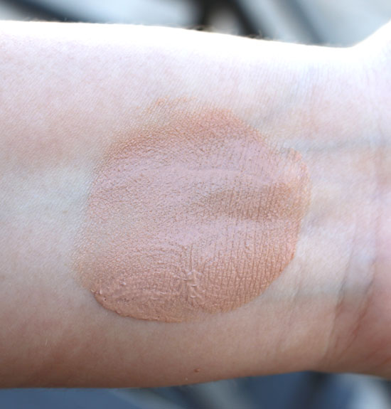 DermaDoctor DD Cream Swatch