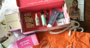 Summer 2016 FabFitFun Box