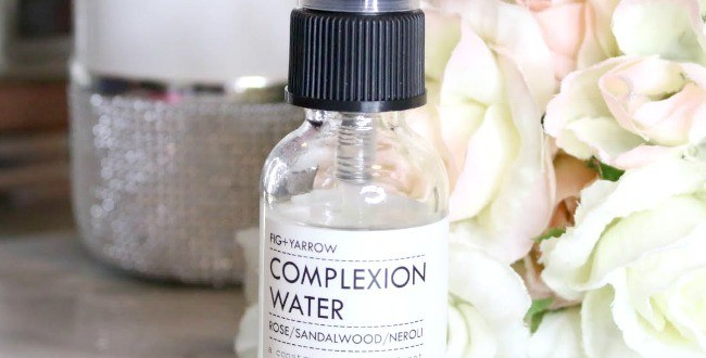 Fig and Yarrow  Complexion Water