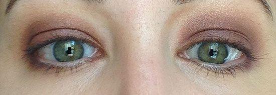 Green Eyes shadow
