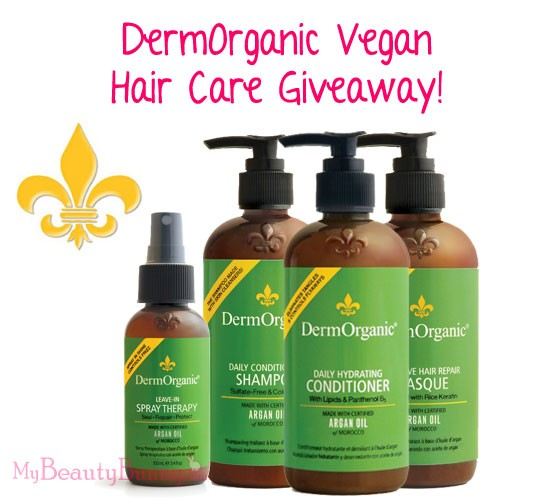 DermOrganic Review & Giveaway