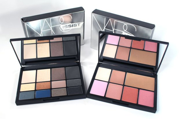 NARS Limited Edition Lamour Toujours Lamour and Blush Palettes