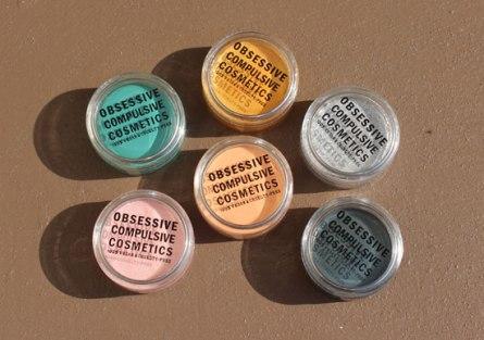 OCC Creme Colour Concentrates