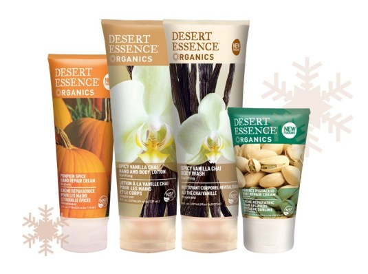Desert Essence Pamper Me Gift Set