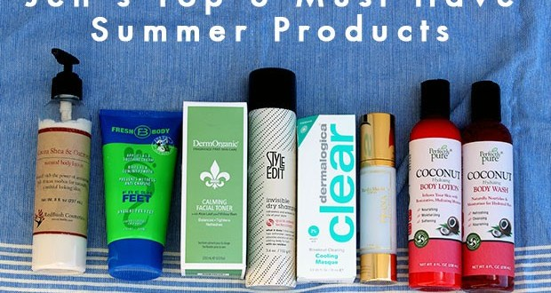 Summer Beauty Products