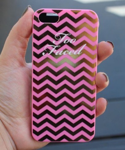 Too Faced phone case