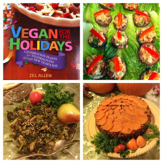 Vegan for the Holidays recipes