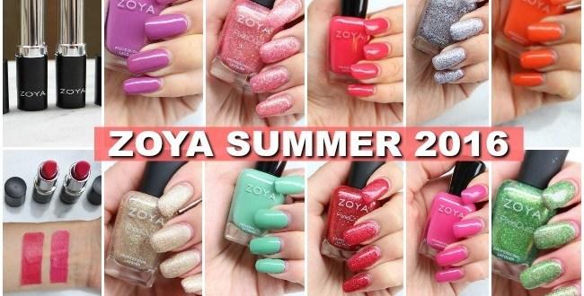 Zoya Summer 2016