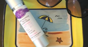 belli pure radiance facial sunscreen review by my beauty bunny
