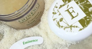 eminence-sugar scrub review by my beauty bunny