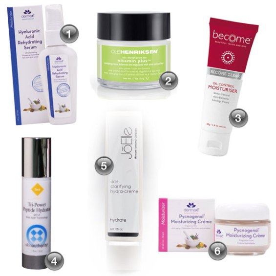 Best Moisturisers for Oily Skin