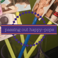Passing Out Happy-Pops