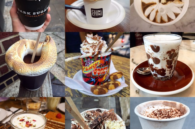 10 Amazing Hot Chocolates You Must try in London