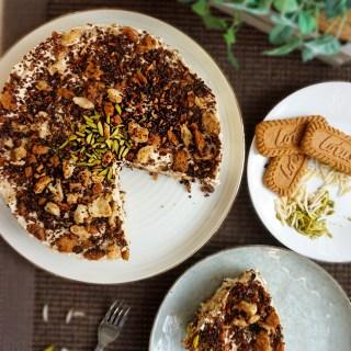 Lotus & Nut Cream Pudding