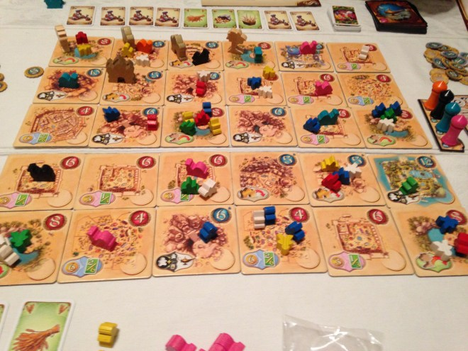 Five Tribes 12-25