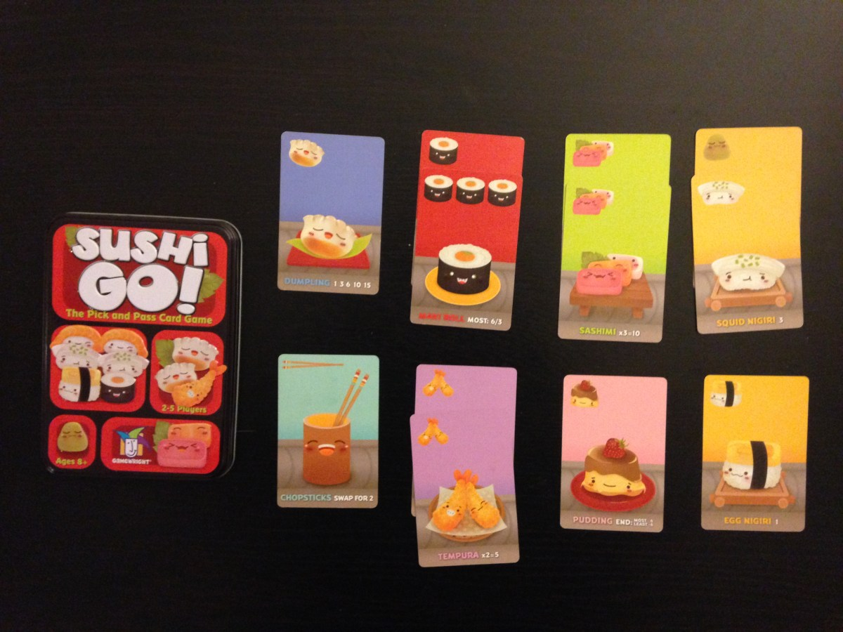 Sushi Go! Strategy Tips: Do's and Don'ts