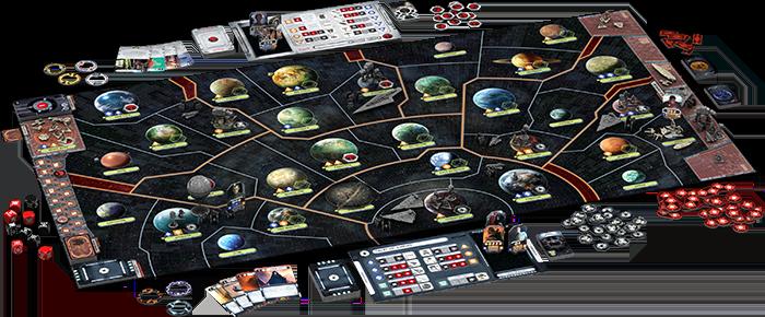 Fantasy Flight's Preview of Star Wars: Rebellion