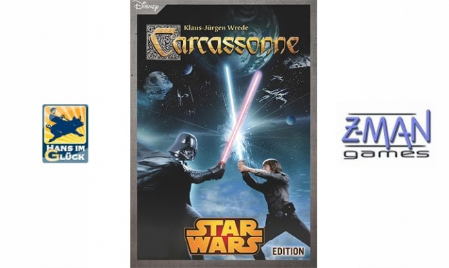 Star Wars Carcassonne Comes Stateside