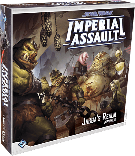 Next Star Wars Imperial Assault Expansion Announced: Jabba's Realm