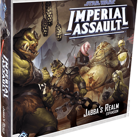 Imperial Assault Jabba Box