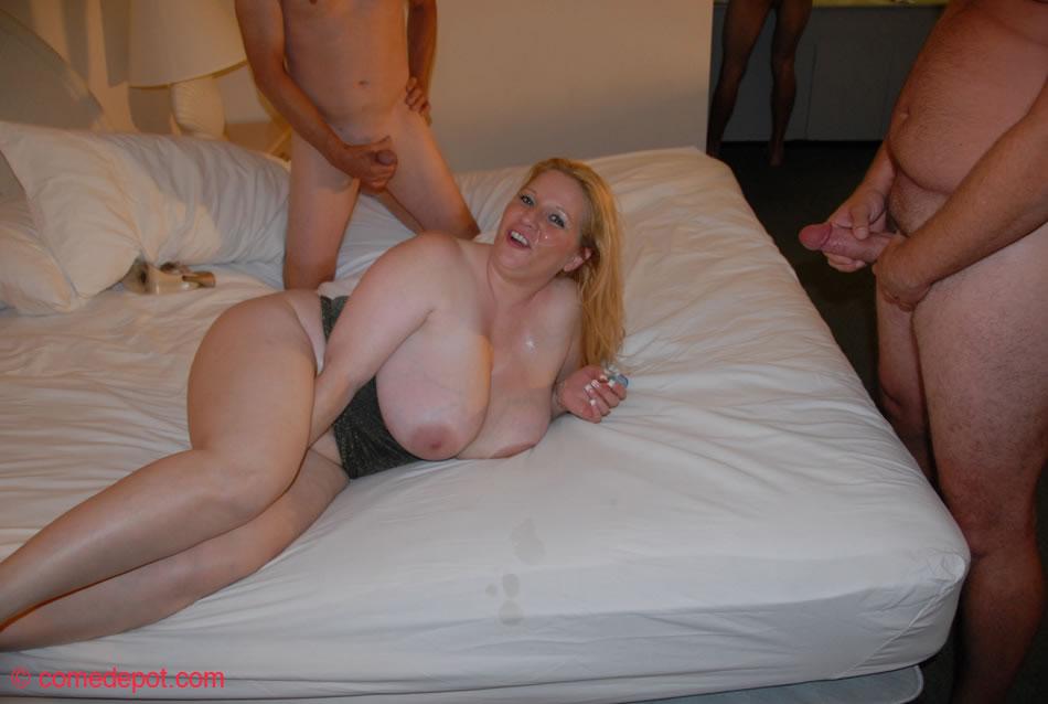 slut wife threesomes