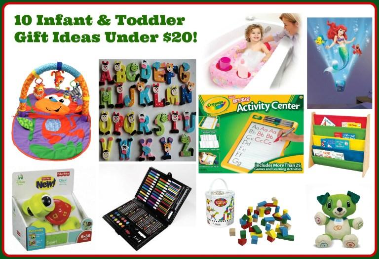 infant toddler gifts