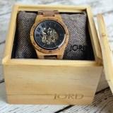 wood watch for men