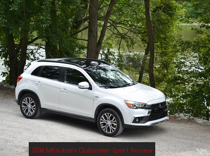 2016 mitsubishi outlander sport review my boys and their toys. Black Bedroom Furniture Sets. Home Design Ideas