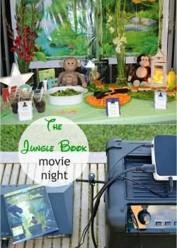 The Jungle Book Movie Night