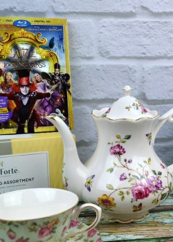 Hosting an Alice Through the Looking Glass Tea Party + Printables
