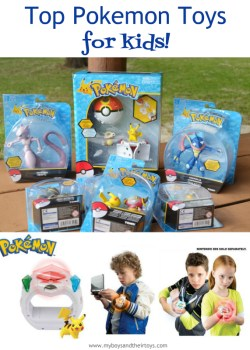 Top Pokemon Toys for Kids!