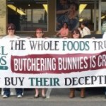 Zooh Corner Protests Whole Foods