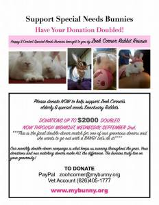 double donor september 2015