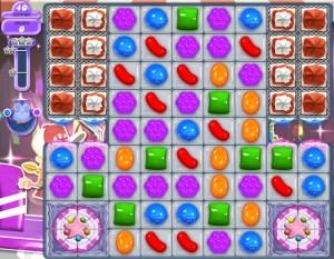 Candy Crush Monde des Songes - Niveau 424