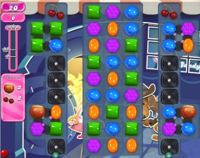Candy Crush Saga - niveau 836